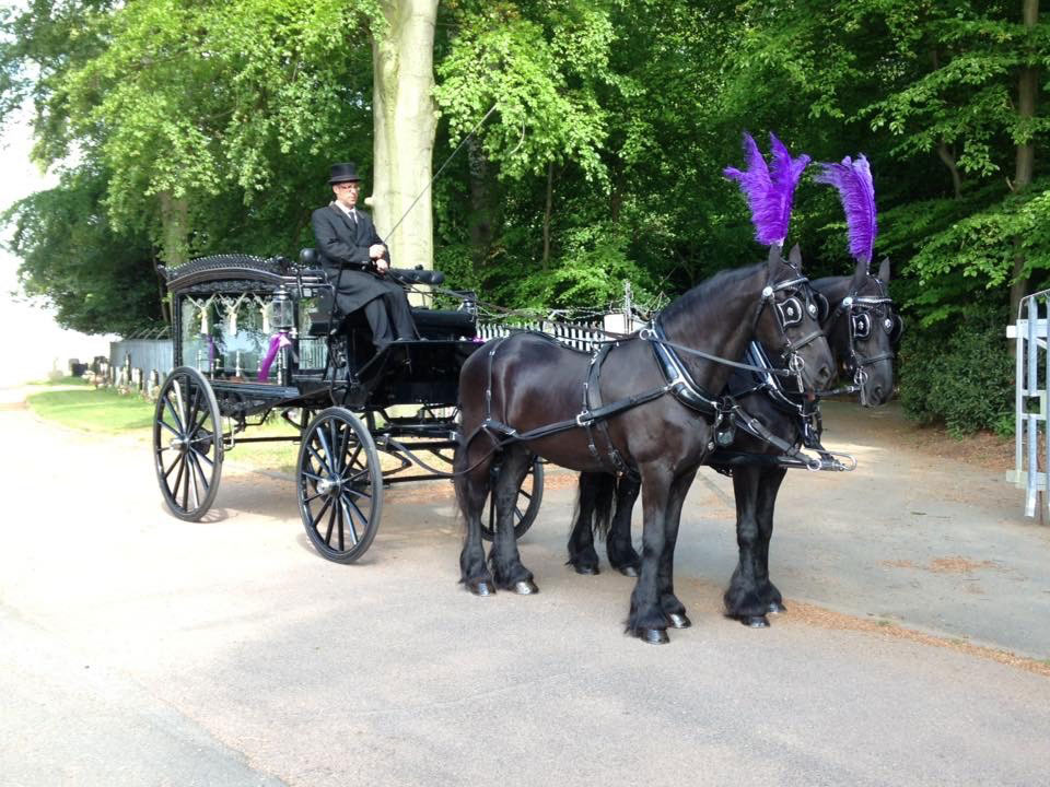 Traditional Funeral Vehicles